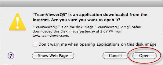 open-teamviewer-qs