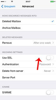 Use SSL