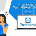 how to install team viewer in Mac