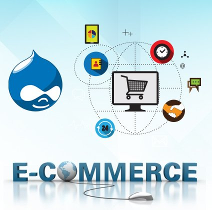 Drupal E-commerce - Skynet Technologies