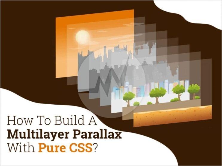 Multi Layer Parallax effect