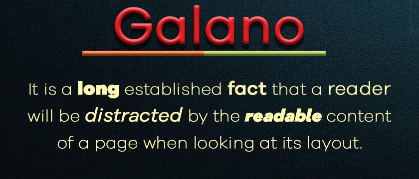 Galano