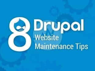 Drupal Maintenance Tips