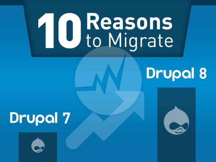 Drupal7 To Drupal 8 Migration