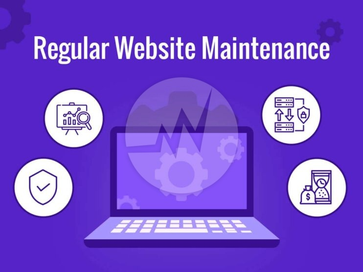 Regular Website Maintenance