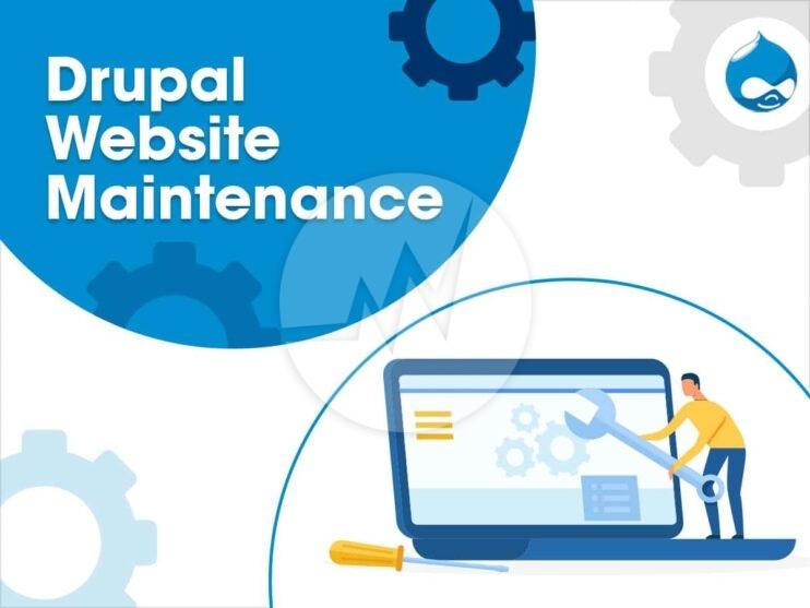 Drupal Website Maintanance