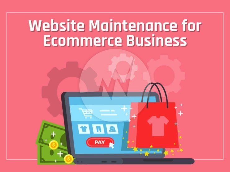 Ecommerce Website Maintenance