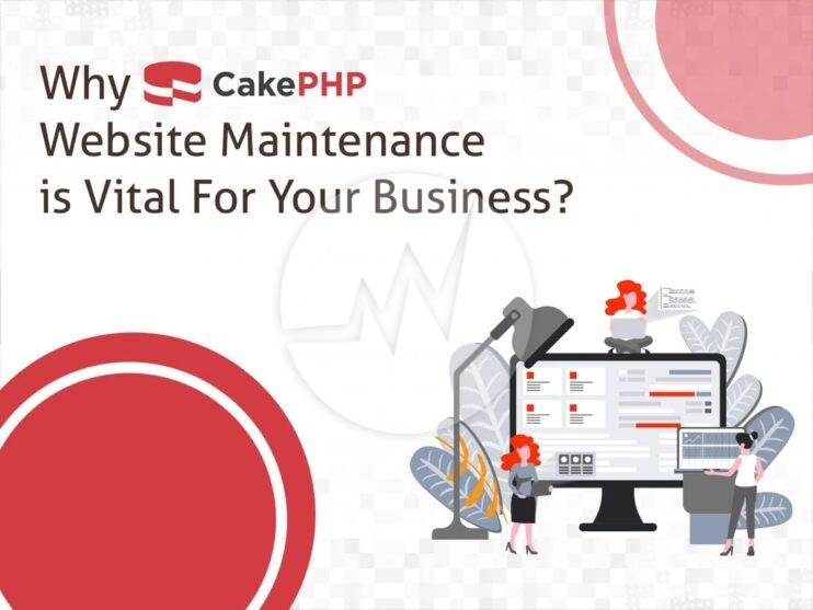 Cakephp Website Maintenance