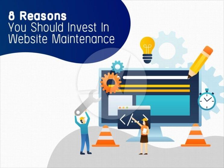 Custom Website Maintenance