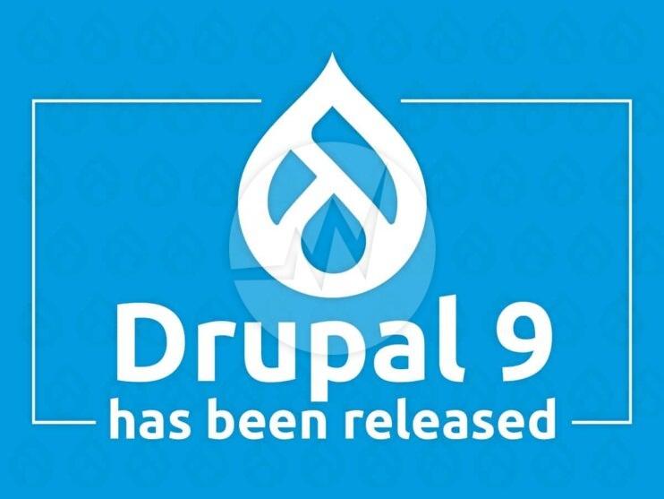 Drupal 9 Released