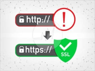 http to https redirection