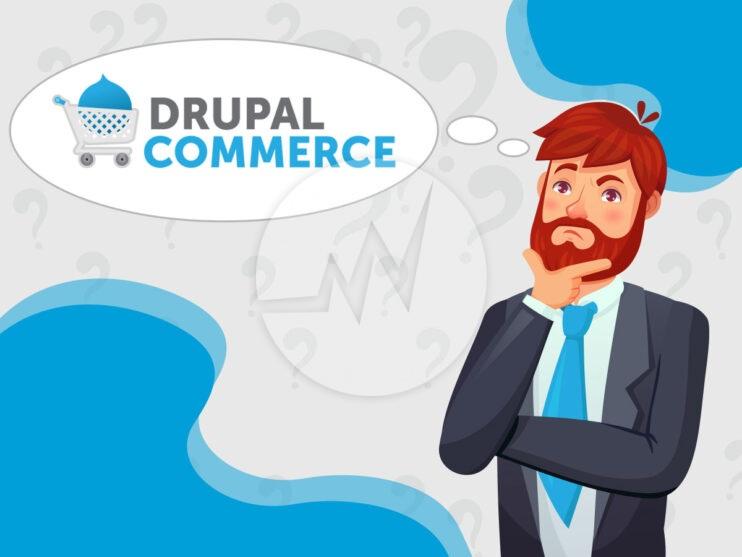 Drupal Commerce Store