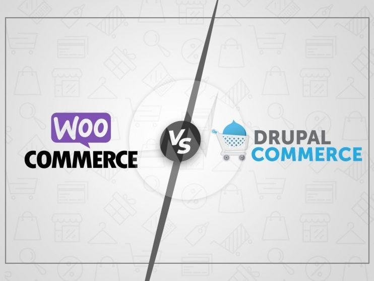Drupal Commerce vs Woocommerce