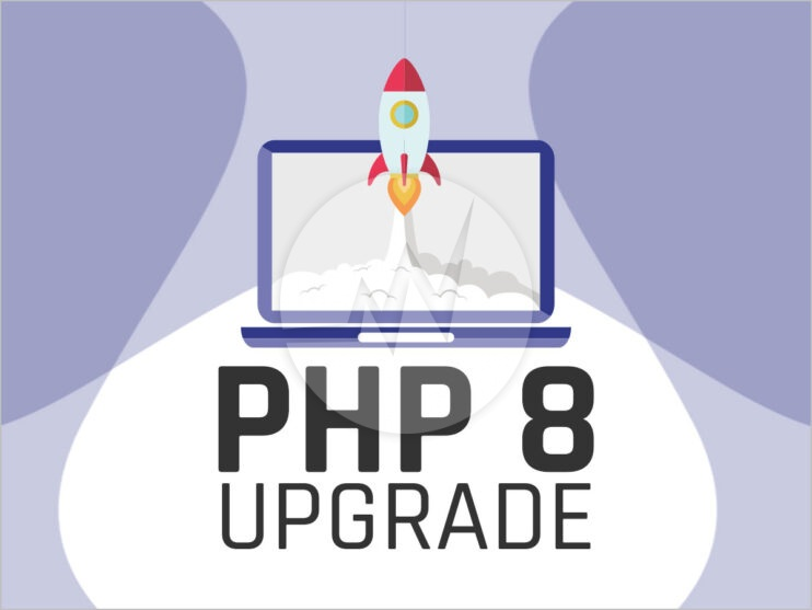 PHP 8 Upgrade