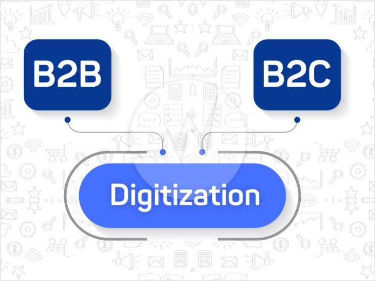 b2b b2c ecommerce marketing