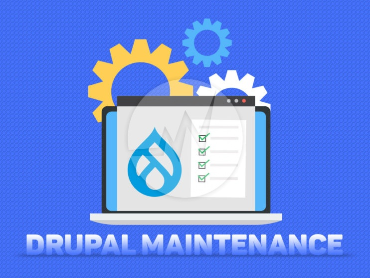 Drupal Maintenance