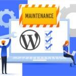 Monthly WordPress Maintenance