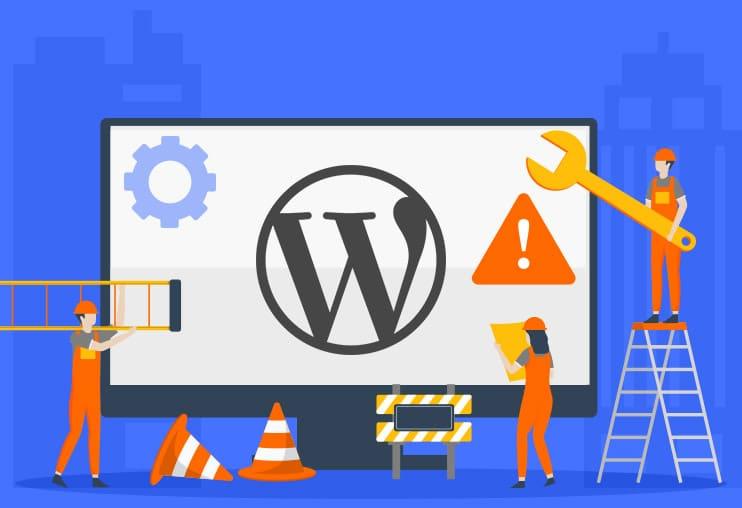 WordPress Maintenance Company