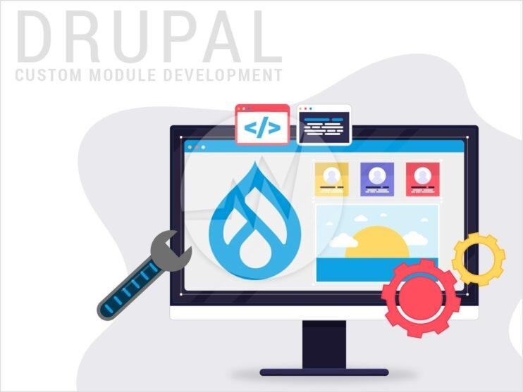 Drupal Custom Module Development