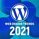 WordPress web design trends
