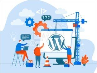 WordPress Maintenance agency
