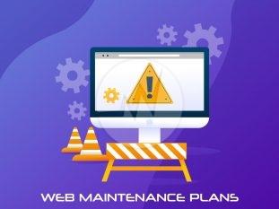 Web Maintenance Plans