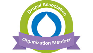 Drupal Association Organization Member badge