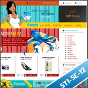 STI-SC - 12 Oscommerce Template