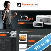 STI-SC - 15 Oscommerce Template