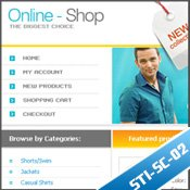 STI-SC - 02 Oscommerce Template