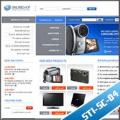 STI-SC - 04 Oscommerce Template