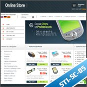 STI-SC - 05 Oscommerce Template