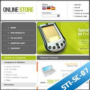 STI-SC - 07 Oscommerce Template