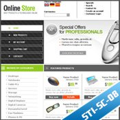 STI-SC - 08 Oscommerce Template