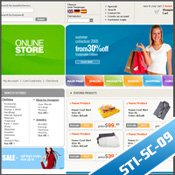 STI-SC - 09 Oscommerce Template